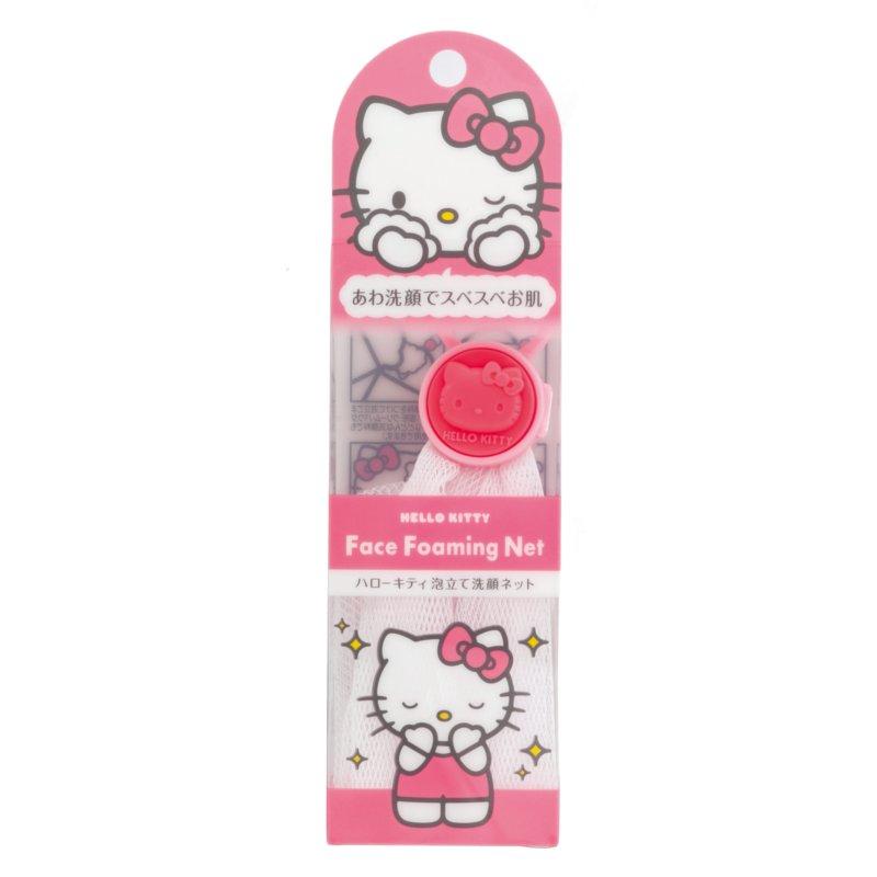 5cf34c29e Hello Kitty Foaming Facial Net